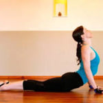 Bhujanga asana for cervical pain is very effective in curing pain in the neck
