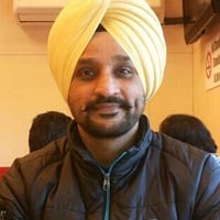 Mohinder Singh Chahal— Chronic Gastritis